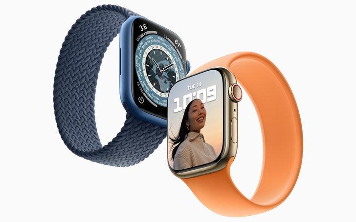 Apple ประกาศความพร้อมในการวางจำหน่าย Apple Watch Series 7